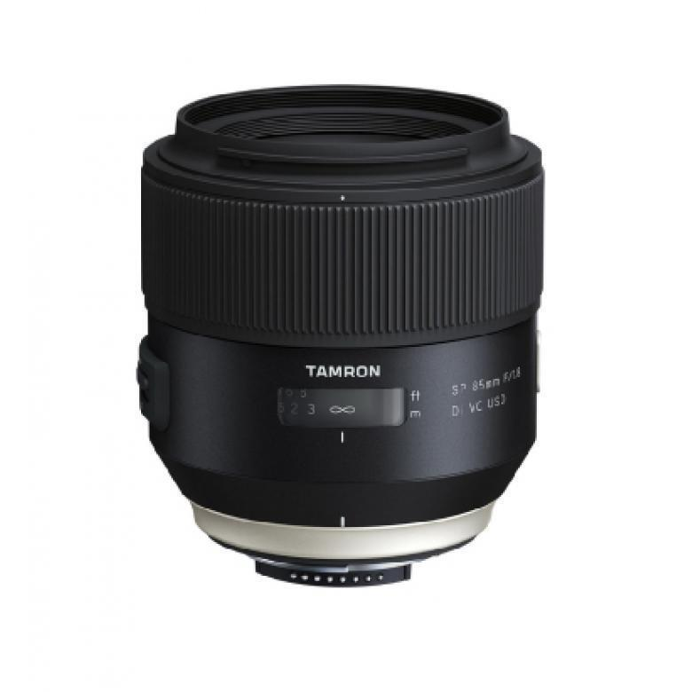 Tamron SP 85mm F/1.8 Di VC USD for Canon