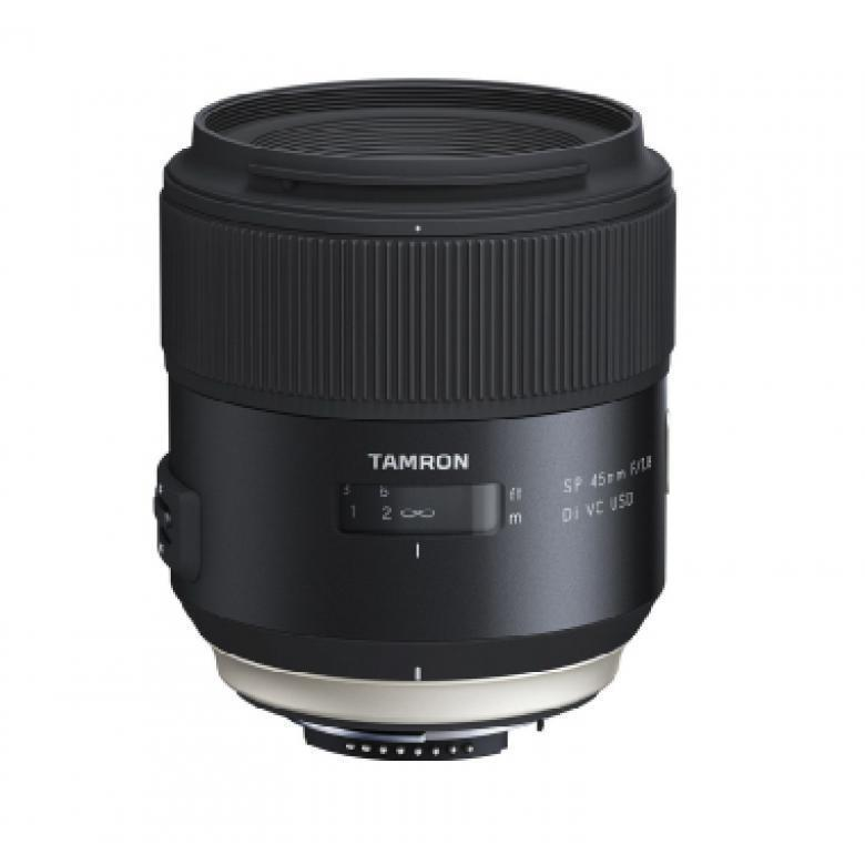 Tamron 45mm f1.8 SP VC for Nikon
