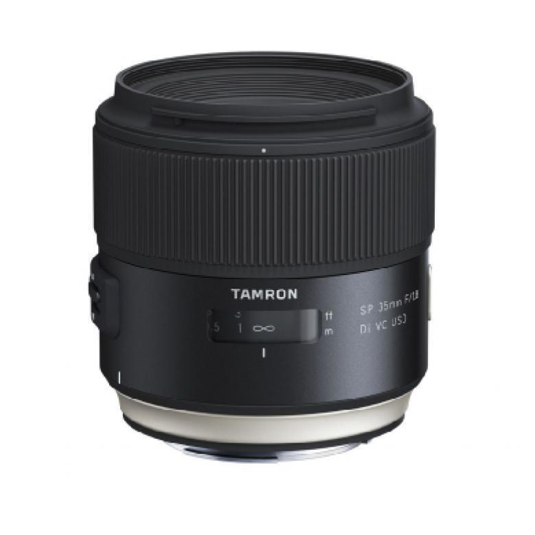 Tamron 35mm f1.8 SP VC for Canon