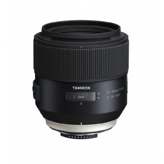 Tamron SP 85mm F/1.8 Di VC USD for Nikon