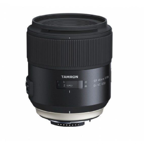 Tamron 45mm f1.8 SP VC for Canon